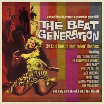 V.A. - Beat Generation : 34 Kool Cuts & Beat Talkin' Daddios